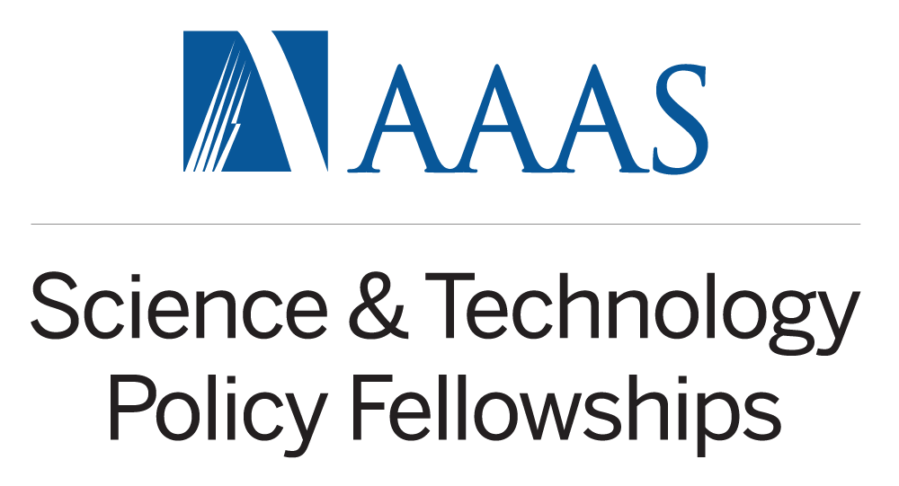 Image of the AAAS STPF logo